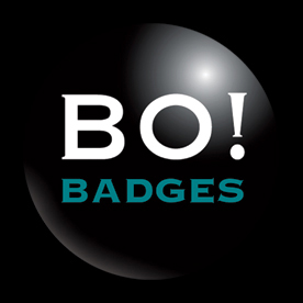 BO! BADGES